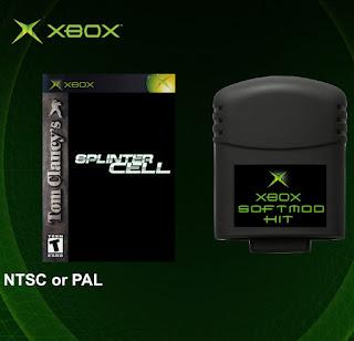 original xbox softmod kit