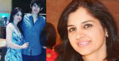 Fashion Designer Mother Killed By Son Mumbai Maharashtra