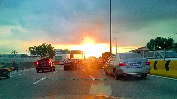 Mobile Photography: Sun In Your Eyes 01
