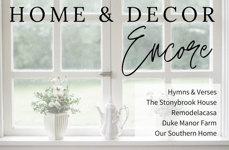 Home & Decor Encore Graphic