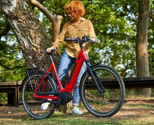 Gazelle Ultimate e bike