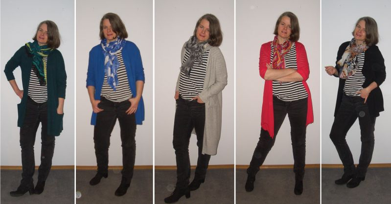 So oder so ähnlich. Casual-Homeoffice-Outfits