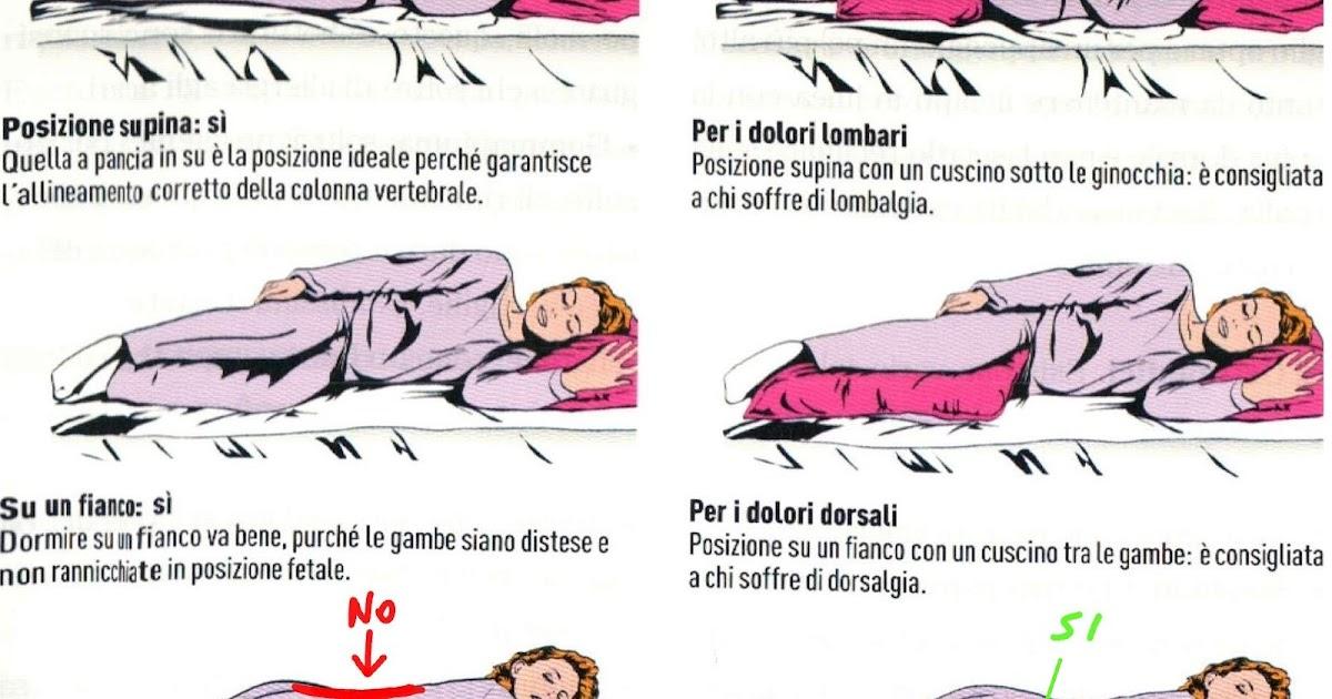 Dormire Con Il Cuscino Tra Le Gambe.Dolori Lombari Ecco Come Alleviarli
