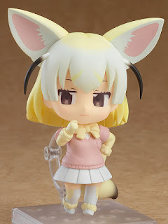 "Nendoroid Fennec de ""Kemono Friends"" - Good Smile Company"
