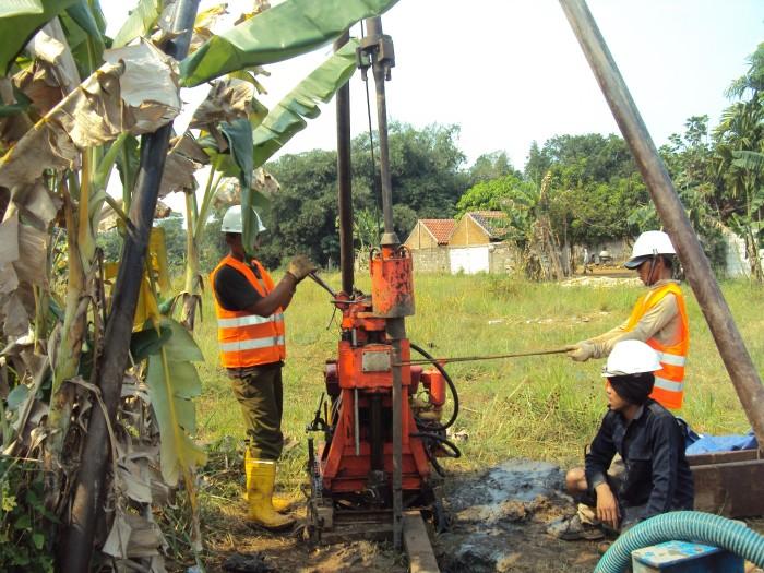 Pakar Jasa Sondir Boring / Soil Test Jayapura, Papua Terfavorit