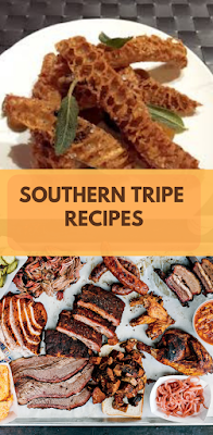 SOUTHERN TRIPE RECIPES