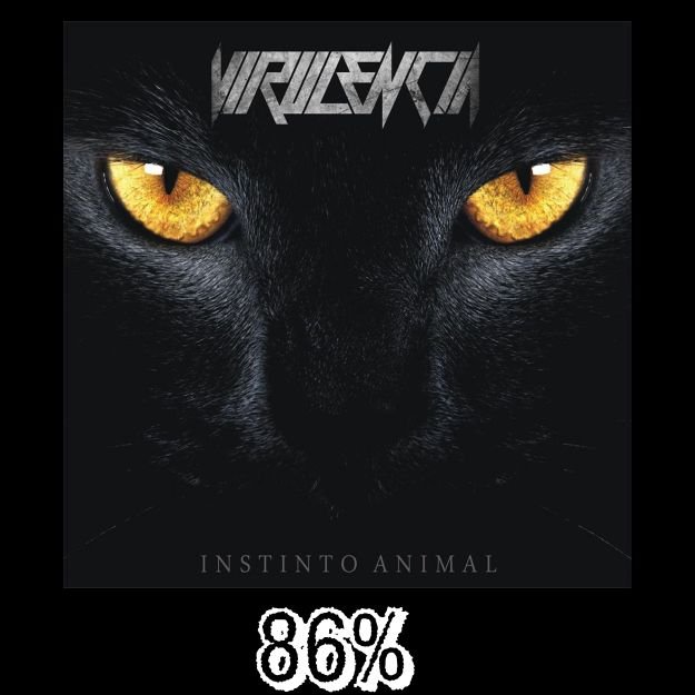 Reviews: Virulencia - Instinto Animal