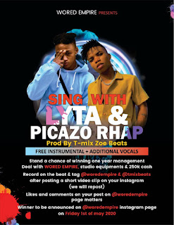 Sing With Lyta & Picazo Instrumental (Prod. By. T-mix Zoe Beats)
