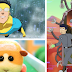 Now Streaming: Invincible, Pui Pui Molcar, Infinity Train, My Hero Academia and More