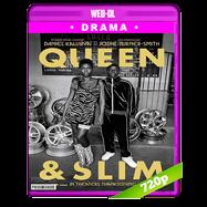 Queen y Slim: Los fugitivos (2019) WEB-DL 720p Latino