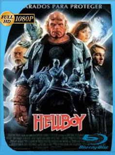 HellBoy 1 2004 HD [1080p] Latino [Mega] dizonHD