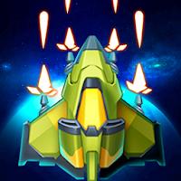 Wind Wings: Hạm Đội Không Gian - Galaxy Attack Mod