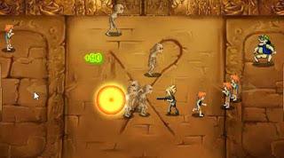 Game xác ướp Ai Cập đáng sợ
