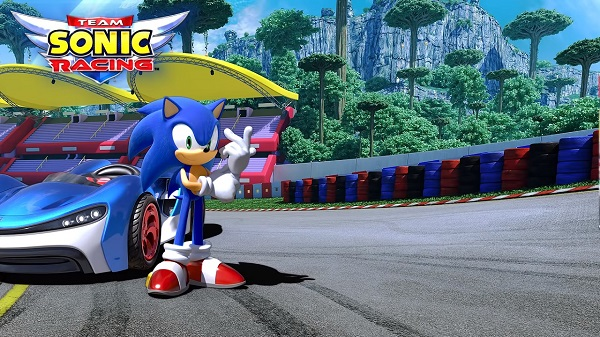 لعبة Team Sonic Racing تحصل على أول تقييم في العالم ، هل كانت في المستوى؟