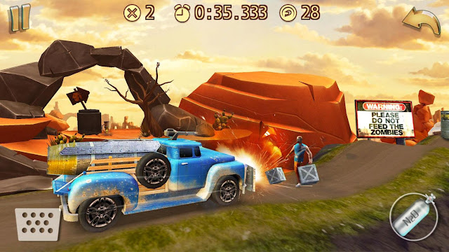 Download Death Climb Racing Mod APK cho Android