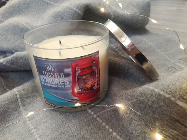 Toasted S'mores de Bath & Body Works