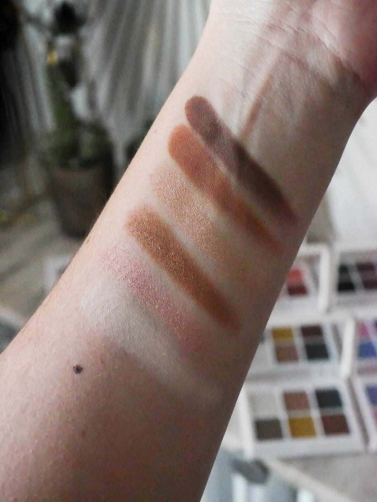 Fenty Beauty Snap Shadows true neutrals