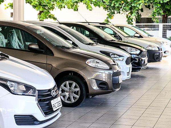 Venda de veículos na PB sobe pelo quarto mês consecutivo após trimestre de queda