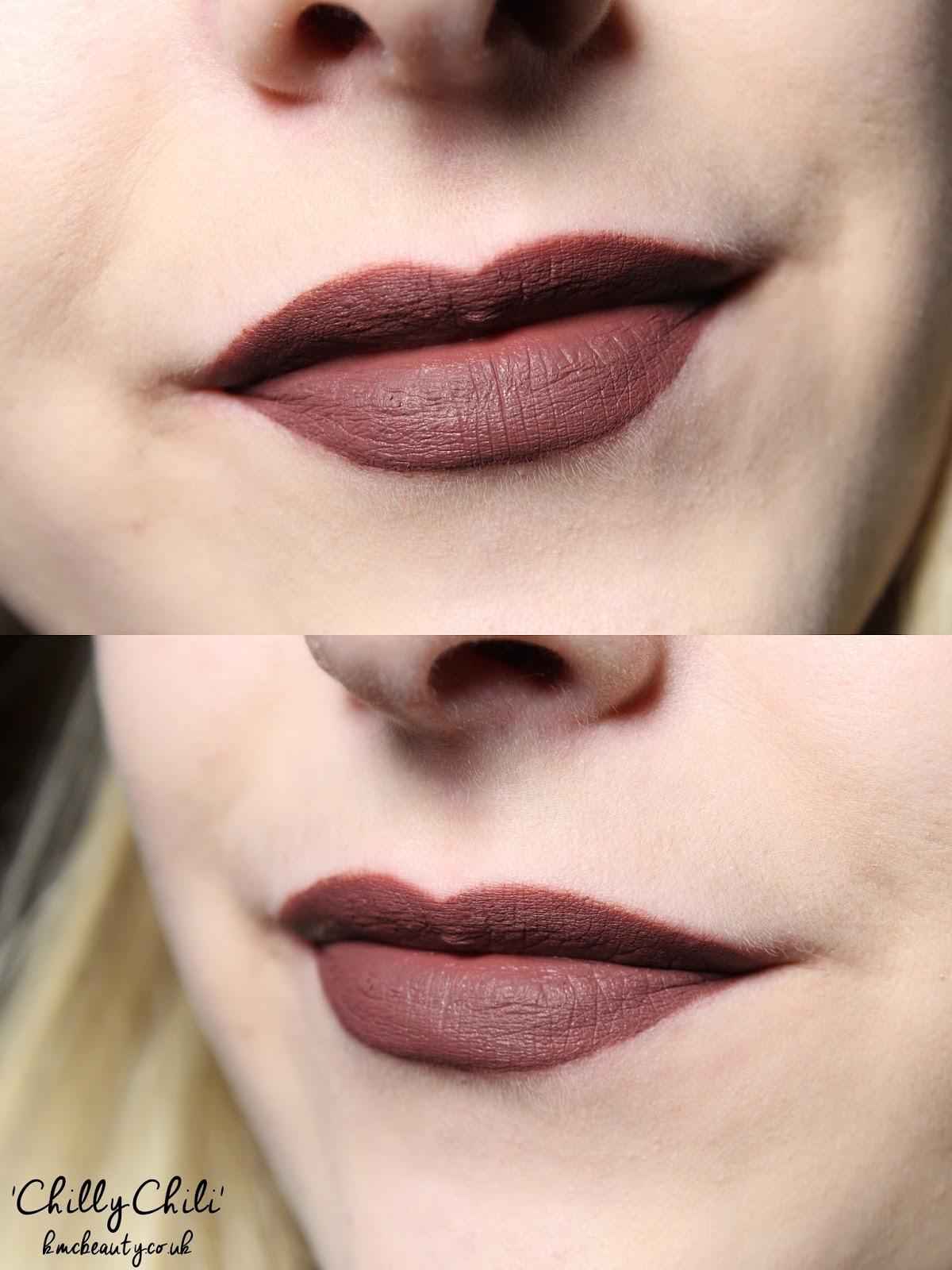 ColourPop Ultra Matte Lip - Swatches & Mini Review