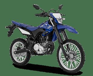 Knalpot Yamaha WR155R Berada di Kiri, ini Alasannya.
