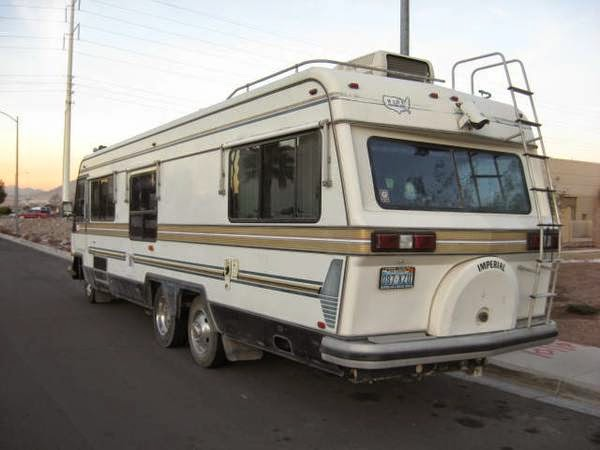 Used rvs 1984 holiday rambler imperial motorhome for sale for Motor home for sale by owner