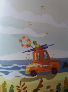 cuento infantil-verano-coche-playa