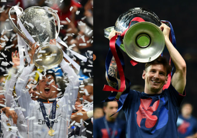 """Chung kết cúp C1: Qua mặt Messi, Ronaldo và """"dải ngân hà"""" Real săn tá kỷ lục 2"""