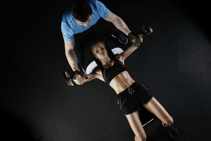 A personal trainer can help