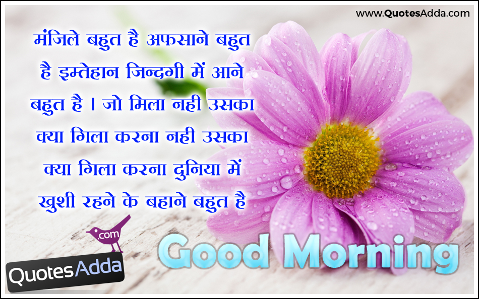 Best Good Morning Shayari in Hindi to Friends and Loved ...