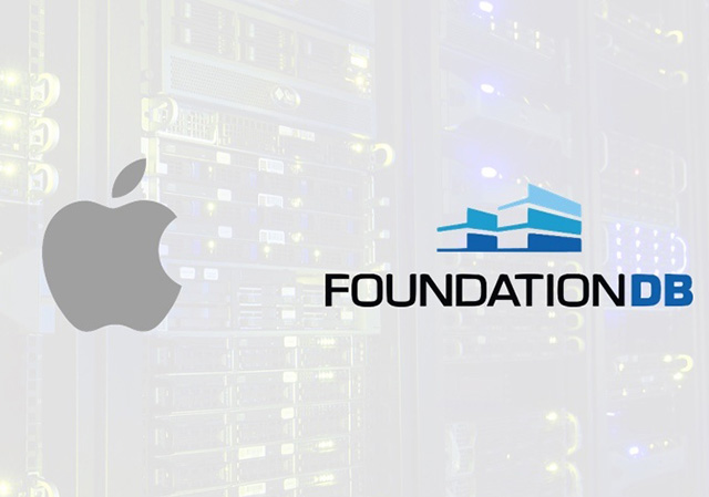 APPLE-FoundationDB-CLOUDKIT