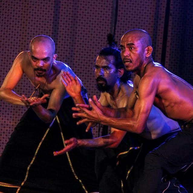 Teater Tambologi dalam Festival The Power of Art 2016-teraSeni