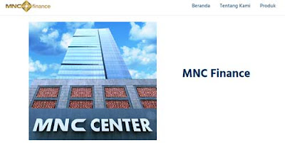 website resmi mnc finance