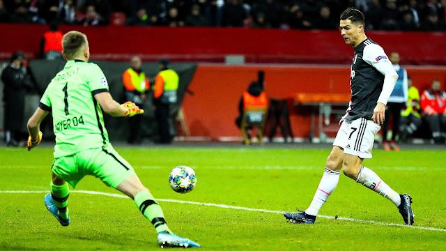 Bayer Leverkusen vs Juventus Highlights