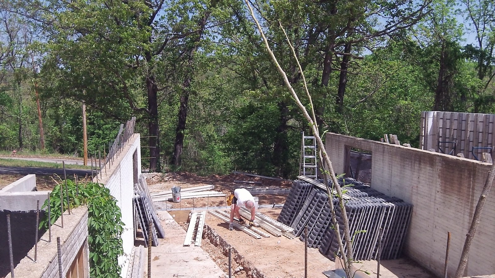 Insulated Concrete Form Icf Company June 2014
