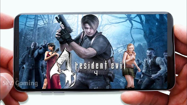Download Resident Evil 4 Original On Android | Download Resident Evil 4 For Android