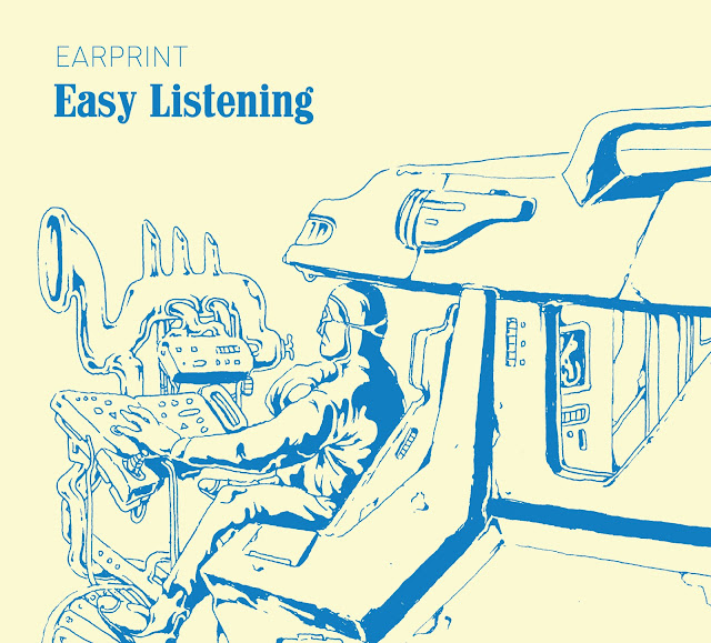 Earprint band EASY LISTENING album cover