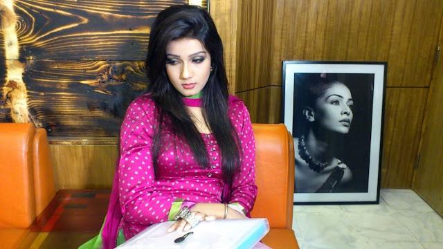 Mahiya Mahi -Hottest Actresses in Bangladesh