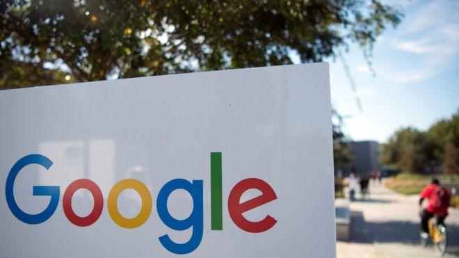Google sued over sex discrimination