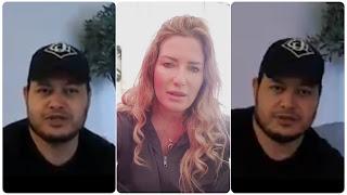 (بالفيديو و الصور) بعد التسجيل الصوتي المسرب.. سمير الوافي اعتذر بشدة من السيدة الفاضلة مريم بن مامي...
