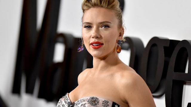 Gorgeous Scarlett Johansson HD Photos