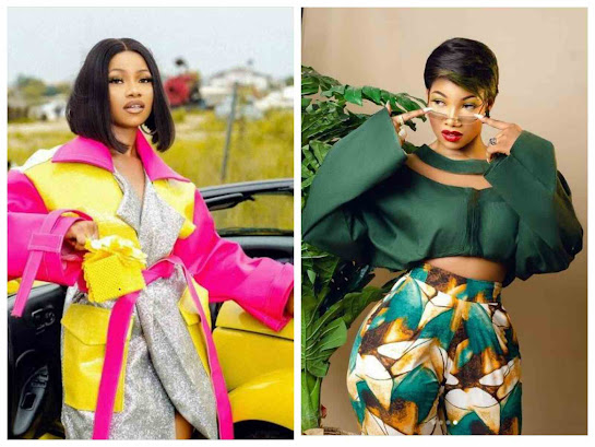 """""""Nigerians Can't Drag Me, I Do The Dragging"""" - Tacha Brags"""