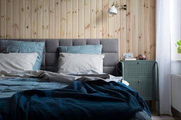 Sypialnia - totalna metamorfoza dla umiarkowanie leniwych