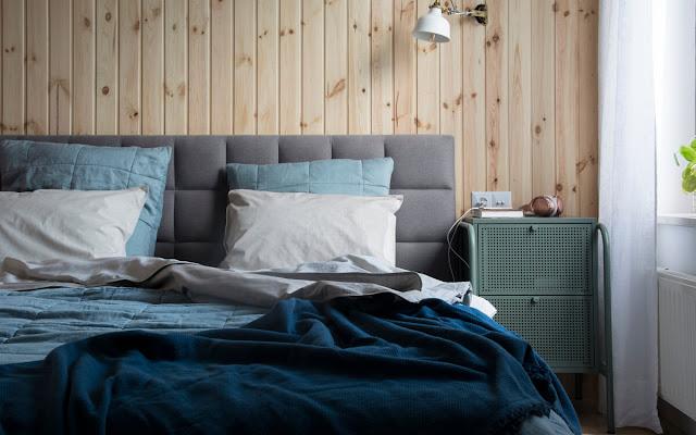 Sypialnia - totalna metamorfoza dla umiarkowanie leniwych - CZYTAJ DALEJ