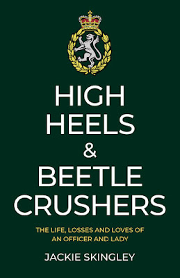French Village Diaries book review High Heels & Beetle Crusher Jackie Skingley