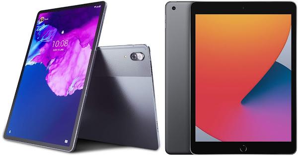 Lenovo Tab P11 Pro vs Apple iPad 10.2 (2020)
