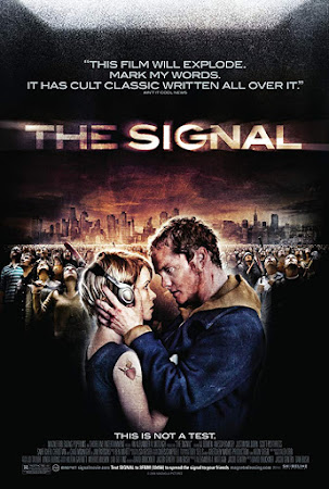Poster Of The Signal 2007 In Hindi Bluray 720P Free Download