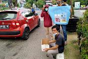 Bantu Pengobatan Sungalang, HIMASTE Galang Dana di Kota Jambi