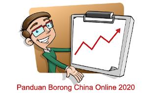 Panduan Borong China Online 2020