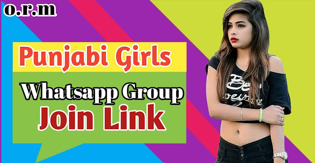 Punjabi Girl Whatsapp Group Link