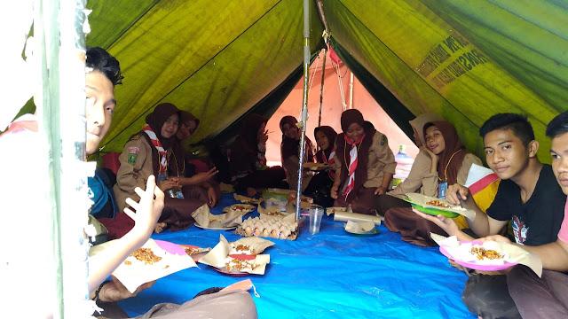 Perkemahan Terbilang Scout Camp II Tahun 2018